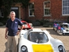 Vic Elford, Featured Guest at Porsche Classics at the Castle 2012