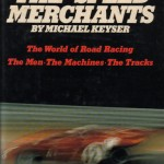 The Speed Merchants 1st. Edition Autographed by Vic Elford
