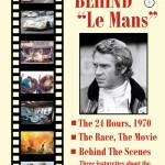 """""""Behind Le Mans"""" by M. Keyser – Autographed by Vic Elford"""