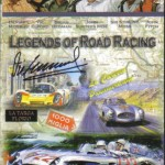 """""""LEGENDS OF ROAD RACING"""" – Autographed by Vic Elford"""