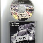 VIC ELFORD interview in ENGLISH and FRENCH audio CD