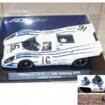 FLY Porsche 917K A-1401 Slot Car Vic Elford Sebring 1970 – Autographed by Vic. Rare