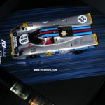 "Fly Martini Porsche 917K Buenos Aires 1971 ""FLY Racing Films Collection"" – Autographed by Vic Elford"