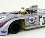 Martini Porsche 908/3 Nurburgring 1000 km 1971 Victory – Signed by Vic Elford. Special Edition.