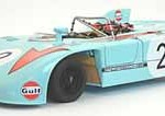 Gulf Porsche 908/3 – Signed by Derek Bell – LAST ONE !
