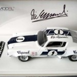 CHAPPARRAL CHEVROLET CAMARO #1  TransAm 1970 – TSM Model 1:43 Diecast Model Signed by Vic – Autographed – LAST ONE !