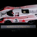 Fly Porsche 917K Daytona 24h. 1970 Vic Elford / Kurt Ahrens Slot Car – Autographed by Vic Elford