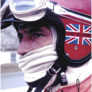 Cool portraits of Bell, Elford, Ickx, Redman, Rodriguez, Siffert, Vaccarella, & more